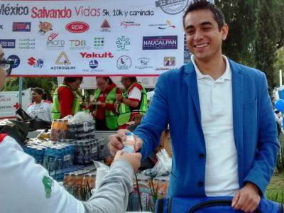 """Segunda Carrera Nacional de la Cruz Roja """"Todo México Salvando Vidas"""" (9 de Septiembre)"""