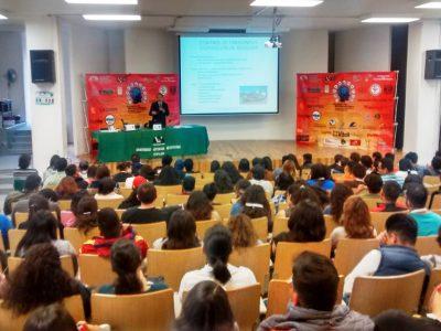 Yakult Participó en 1er Seminario Internacional de Biotecnología y 12a. Semana de Biotecnología, Universidad Autónoma de México unidad Iztapalapa, Ciudad de México. (10 al 14 de Septiembre)