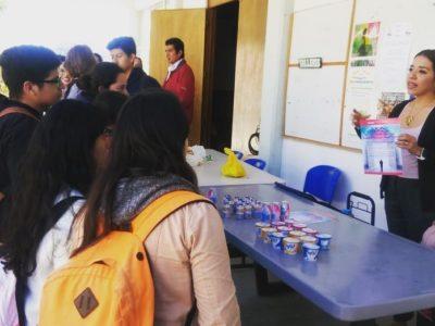 Día del Nutriólogo de la Universidad Autónoma de Querétaro, Querétaro. (28 de enero de 2019)