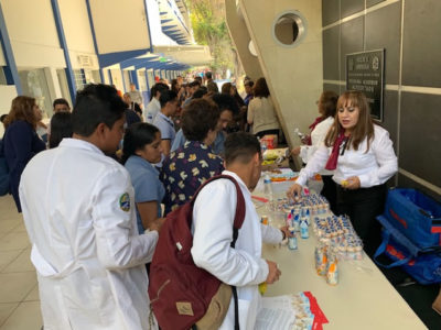 Primer Jornada del Trabajo del Comité Estatal por una Nueva Cultura en Salud  Morelia, Michoacán (08 de abril de 2019)