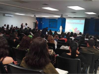 Segundo congreso de nutrición, una labor multidisciplinaria. Morelia, Michoacán (4 y 5 de abril de 2019).