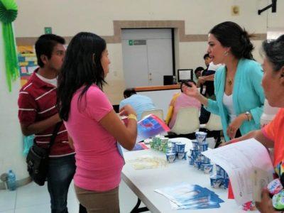 """""""Encuentro Embarazo"""" del Instituto Mexicano del Seguro Social (IMSS). Querétaro, Querétaro. (17 de mayo de 2019)"""