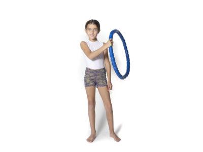¡Recicla y ejercítate creando un hula-hula!  Activación física para mejorar la salud de niñas y niños.