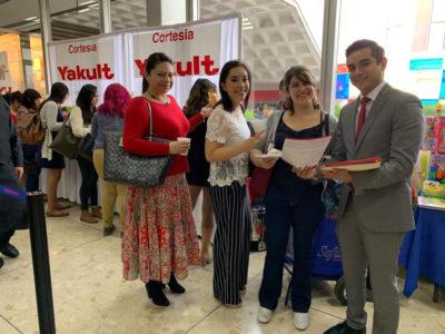 IX Simposio de Lactancia Materna, Instituto Nacional de Pediatría, Ciudad de México. (17 de mayo de 2019)