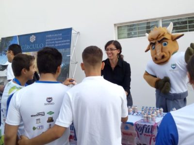 "Carrera Atlética ""Campeones de la familia"" Sanford 2019. Aguascalientes, Aguascalientes. (23 de junio de 2019)"
