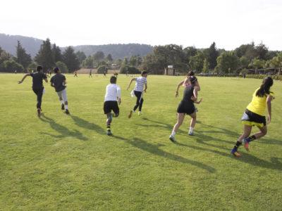 ¡Todos a correr! Activación física para mejorar la salud de niñas y niños.