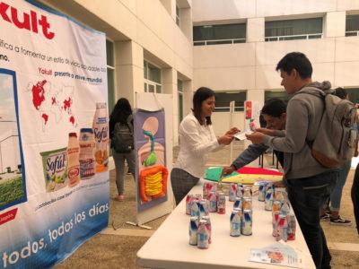 """""""Día Mundial de la Alimentación"""" en la Universidad de Guanajuato Campus Yuriria. (04 de octubre de 2019)"""
