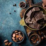 Chocolate negro, aliado para tu microbiota intestinal